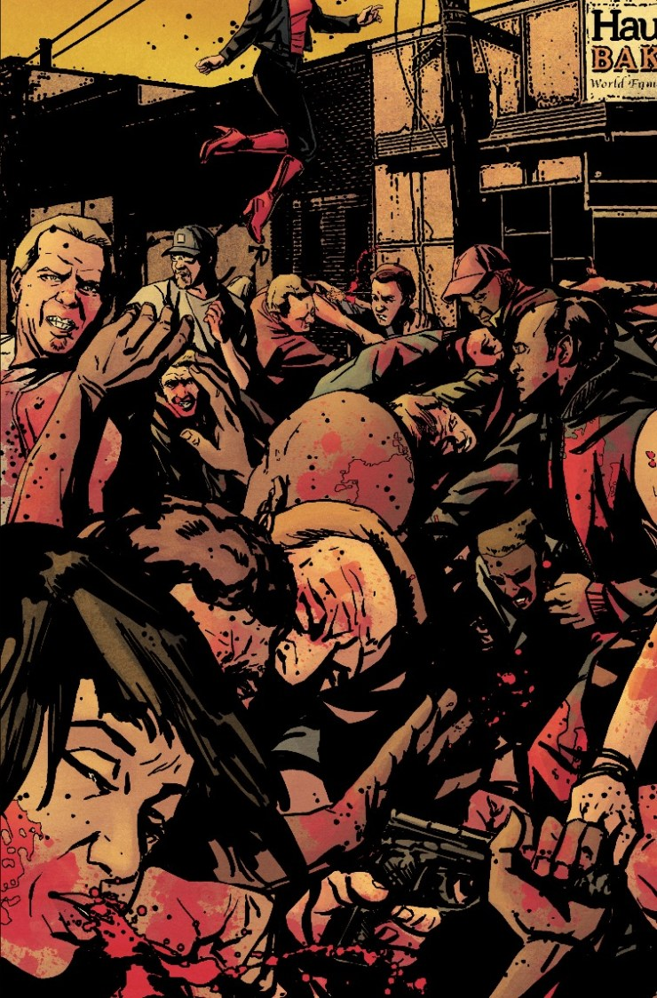 Marvel Preview: Jessica Jones #16