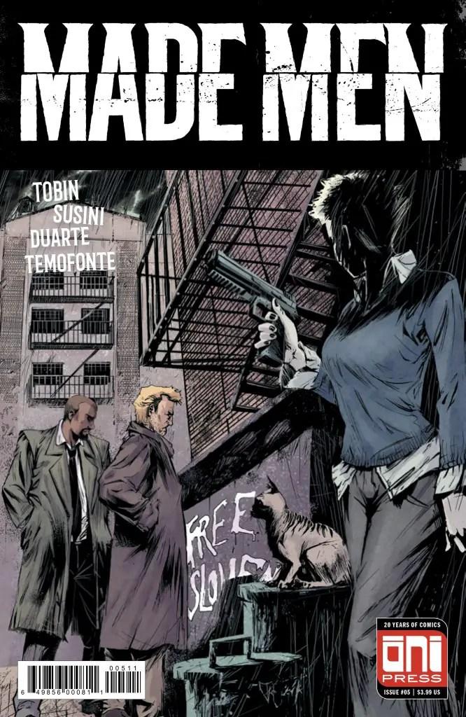 Made Men #5 Review