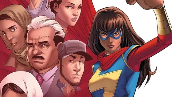 'Ms. Marvel Vol. 8: Mecca' exemplifies why Kamala Khan is the hero we all need