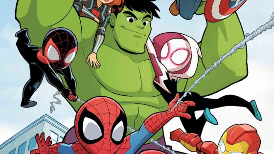 New all-ages comic series 'Marvel Super Hero Adventures' coming this spring