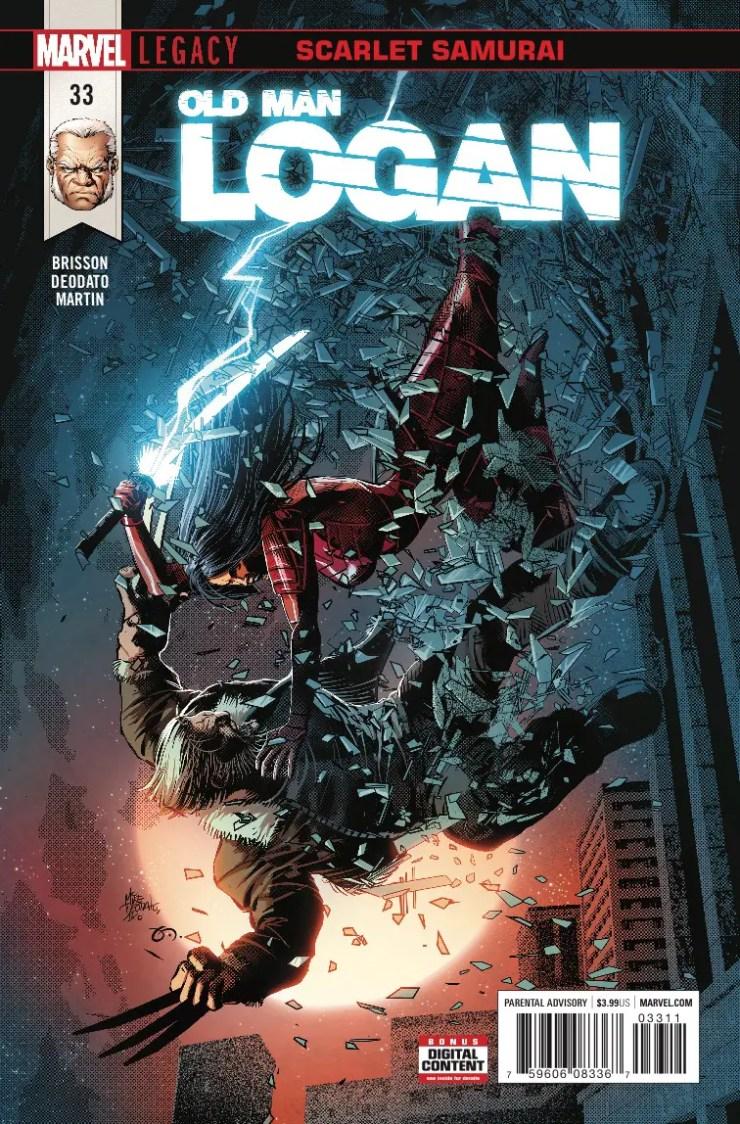 Marvel Preview: Old Man Logan #33