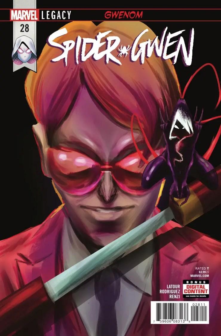 Marvel Preview: Spider-Gwen #28