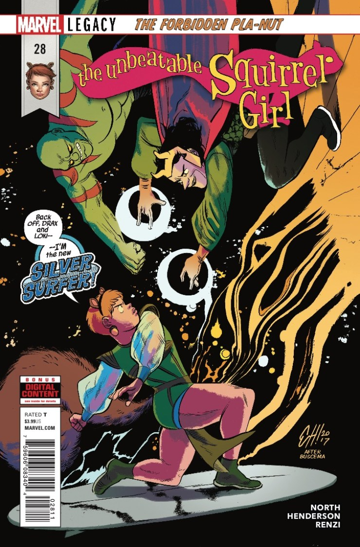 Marvel Preview: Unbeatable Squirrel Girl #28