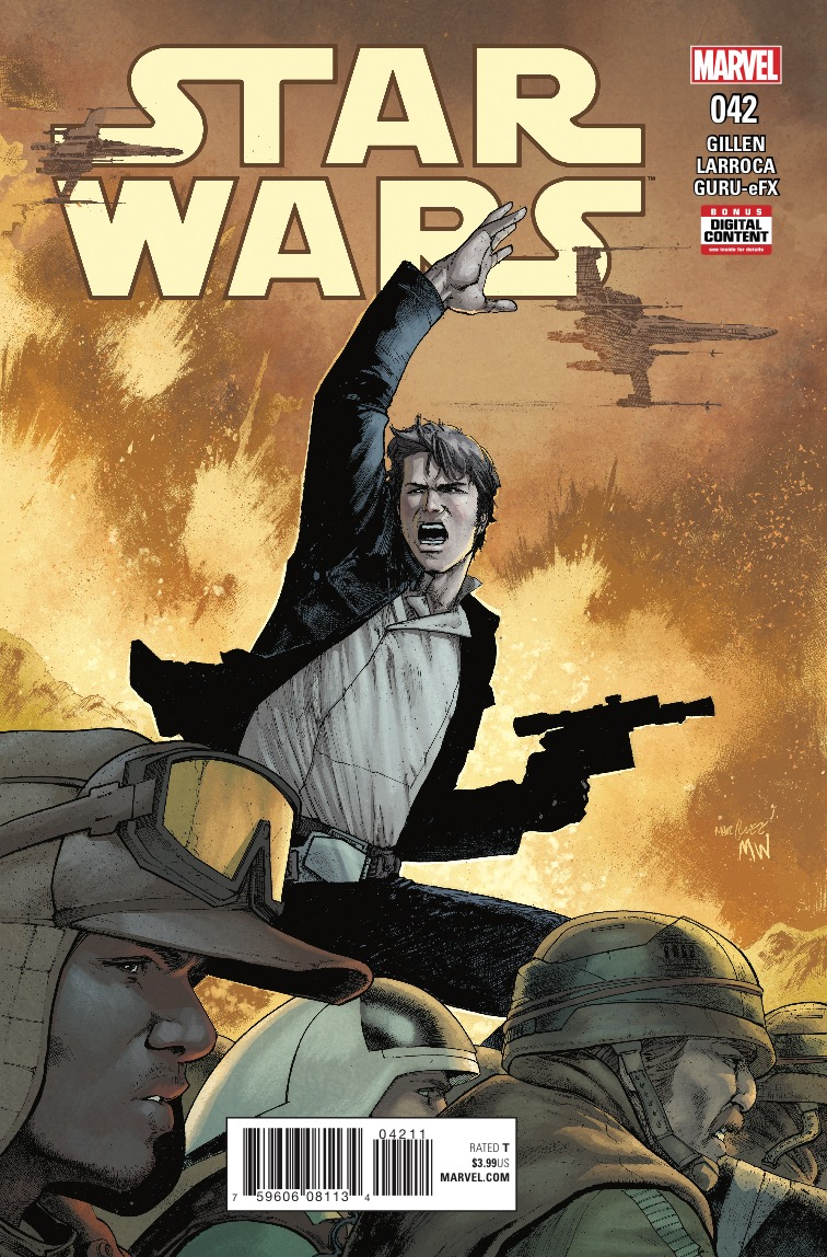 Star Wars #42 Review
