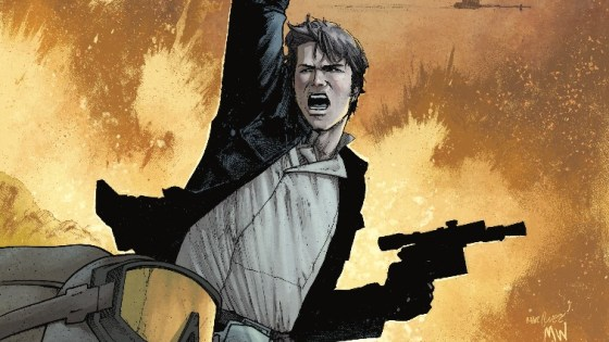 Luke, Leia, and Han prepare to take on a gaint Empire weapon. So what else is new?!