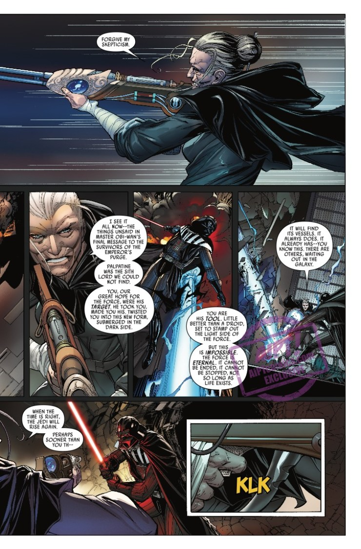 [EXCLUSIVE] Marvel Preview: Darth Vader #10