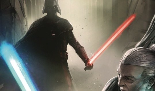 Darth Vader vs. Jocasta Nu, who ya got?!