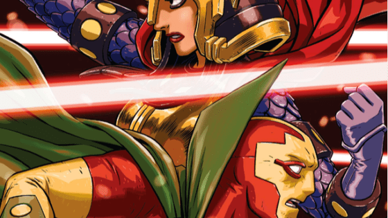 Mister Miracle #6 ramps up the violence and... interior design?