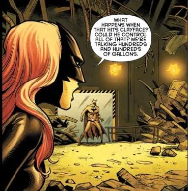 Batman has never seen Clayface like he is in 'Detective Comics' #972