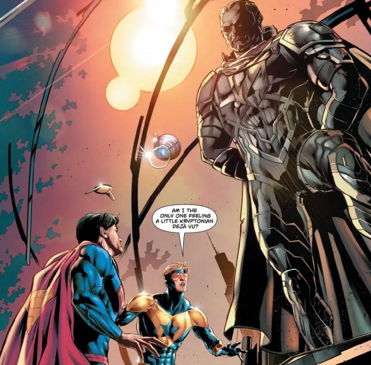 Action Comics #996 Review