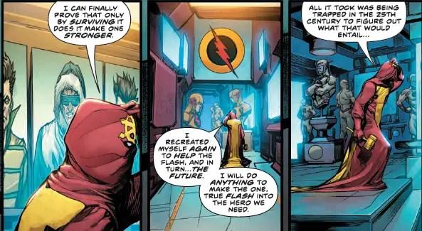 A classic Flash villain kicks off 'Flash War' in The Flash Annual #1