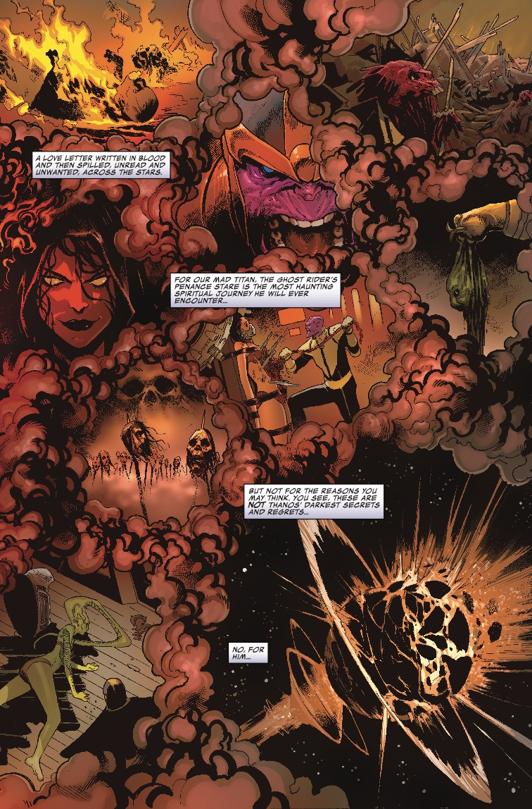 Thanos #15 Review
