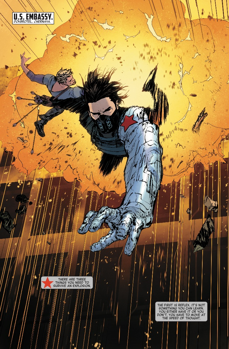 Tales of Suspense #101 Review
