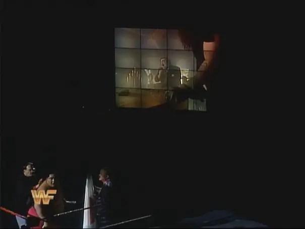 Undertaker and Paul Bearer Surprise Yokozuna