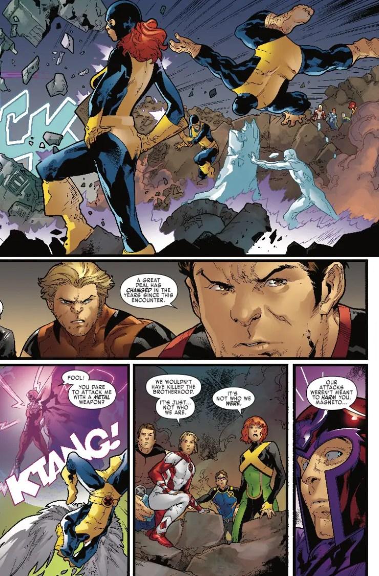 Marvel Preview: X-Men: Blue #19