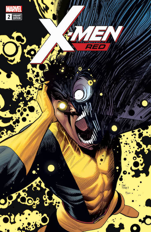 Marvel Comics reveals 'New Mutants' variant covers out in March across many titles