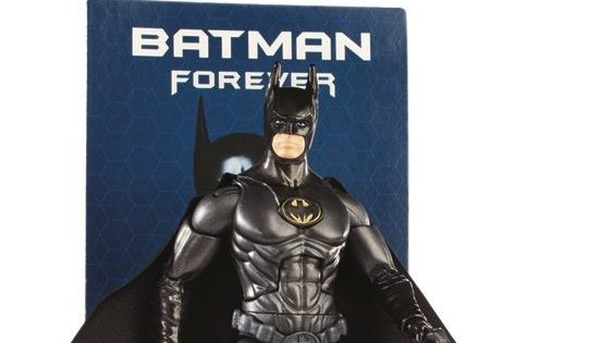 Mattel has released the images for their upcoming DC Comics Multiverse Signature Collection Batman and The Flash figures. Batman is based on Val Kilmer from Batman Forever and The Flash is based on John Wesley Shipp from the 90's TV series. You can preorder them here. They will ship in late spring/early Summer.