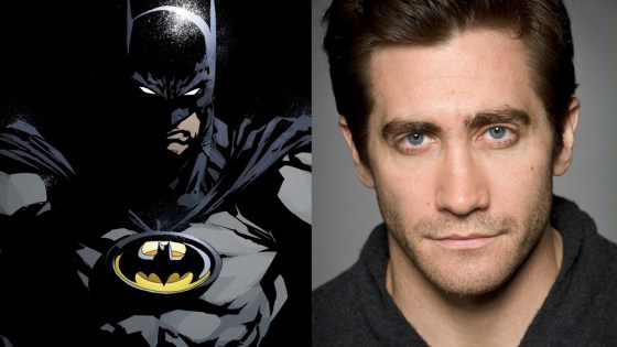 Could Jake Gyllenhaal be ready to take the Bat-film mantle from Ben Affleck?