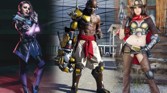 Let's dive into some of the best Overwatch cosplay that Instgram has to offer.