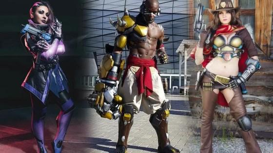 Best of Overwatch offense heroes cosplay from around Instagram