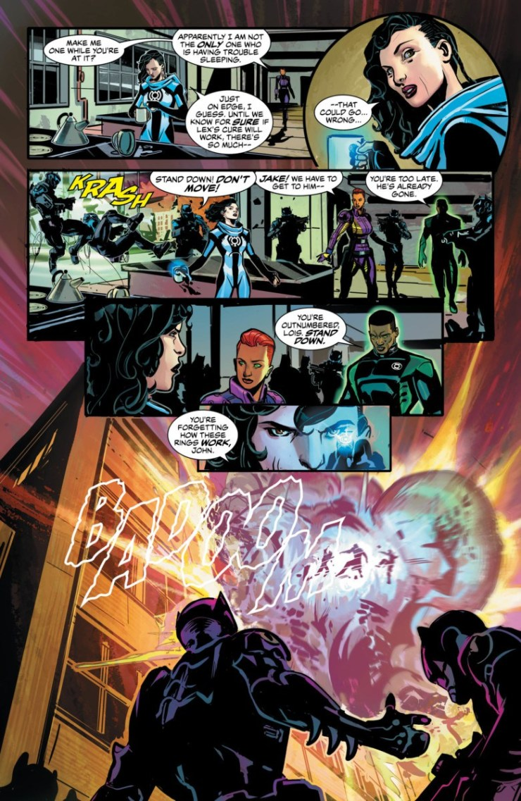Nightwing: The New Order #6 Review