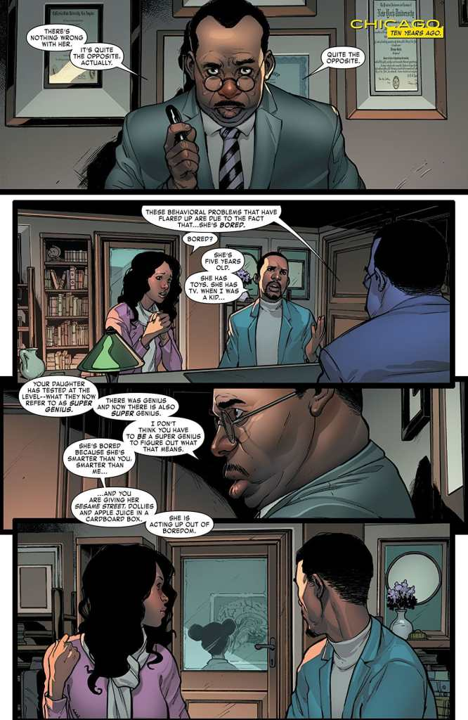 'Invincible Iron Man: Ironheart Vol. 1: Riri Williams' establishes a worthy successor for the mantle