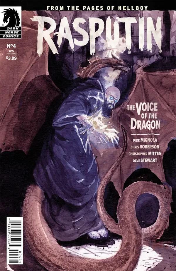Rasputin: The Voice of the Dragon #4 Review