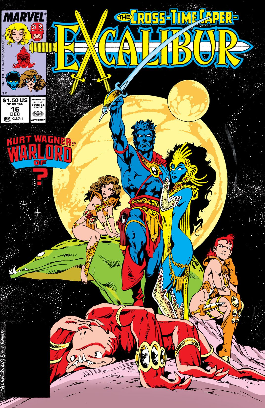 3 Stories Why: 'Excalibur Epic Collection: The Cross-Time Caper' is worth a look