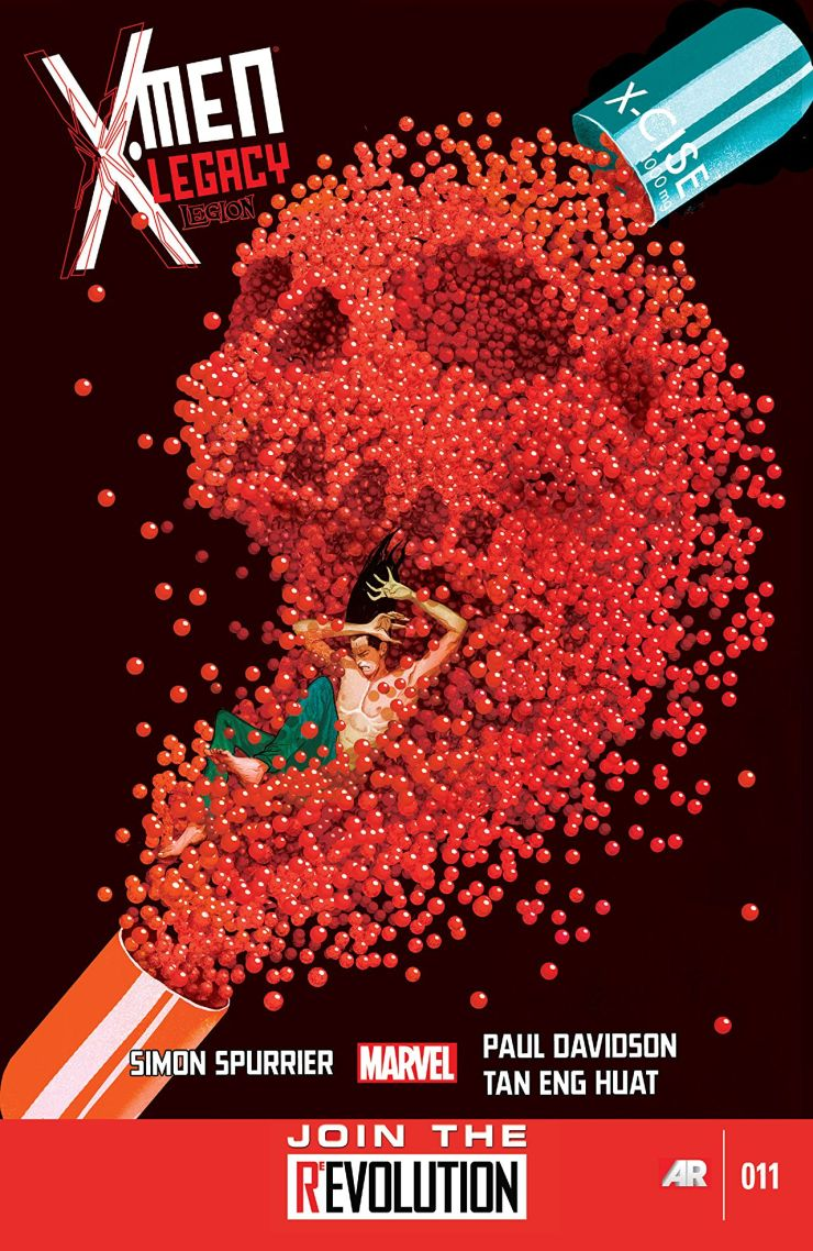 'Legion: Son of X Vol. 2: Invasive Exotics' review: An entertainingly twisted love story