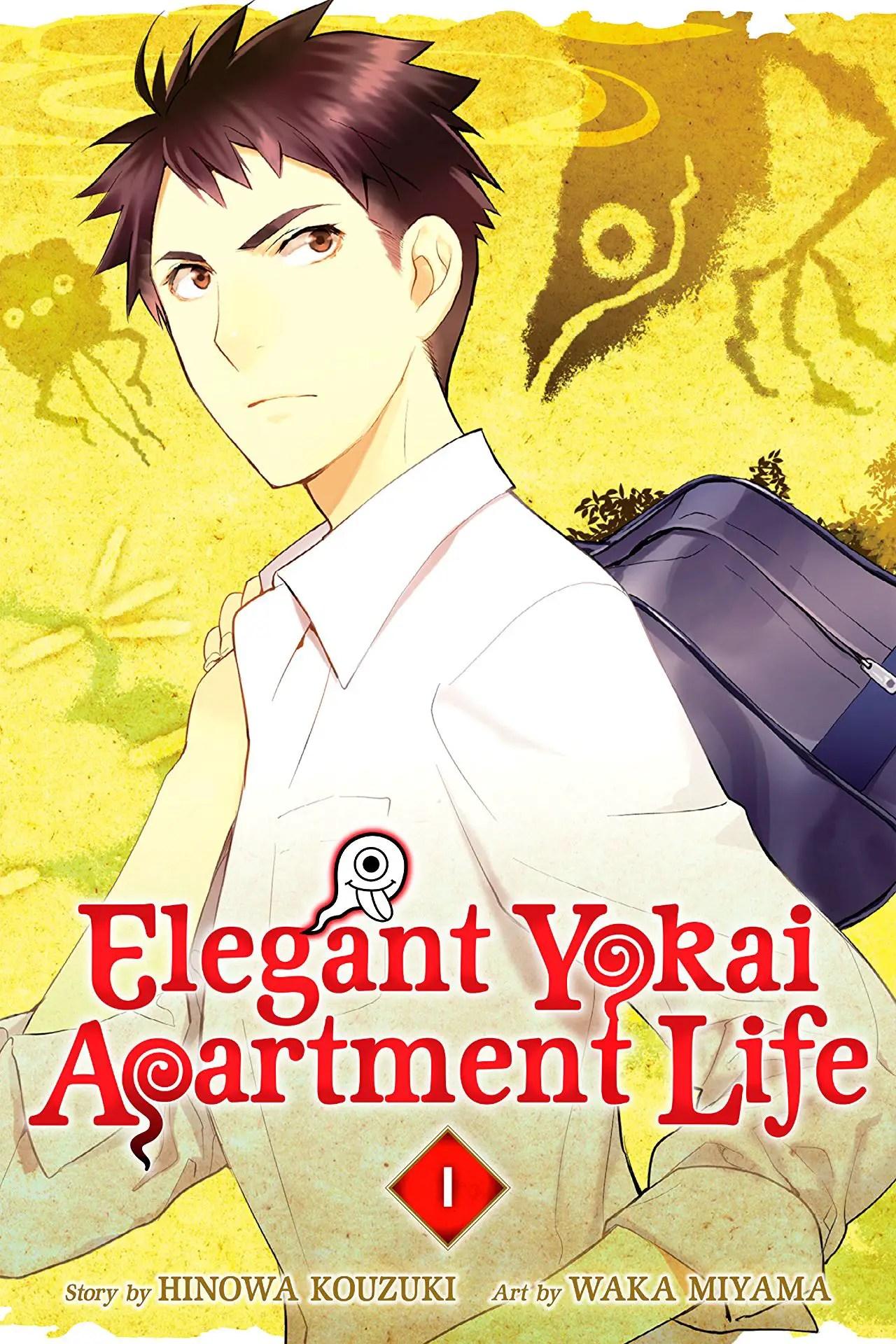 Elegant Yokai Apartment Life Vol. 1 Review