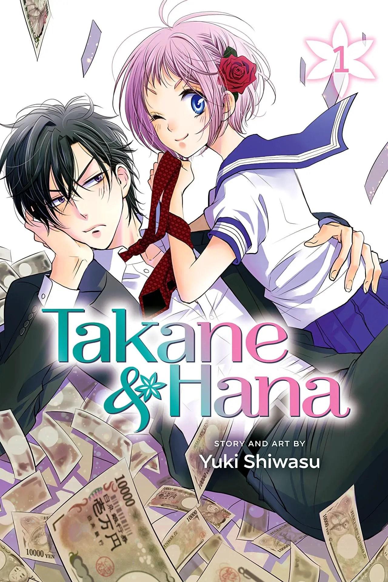 Takane & Hana Vol. 1 Review