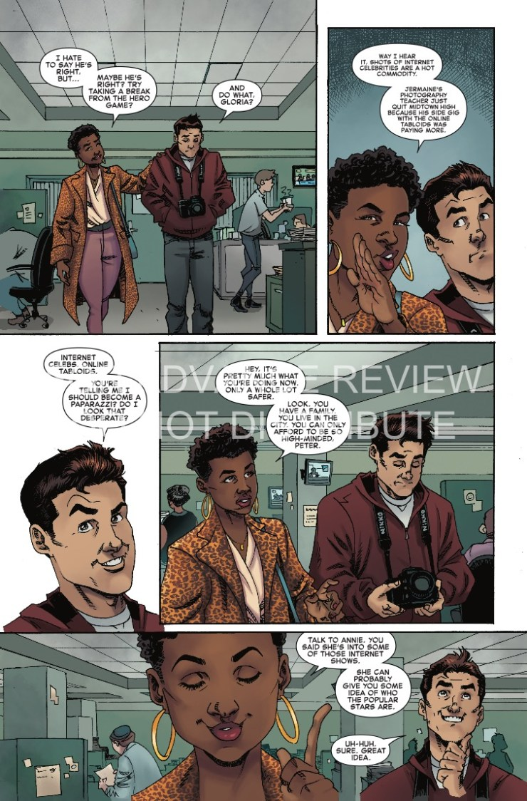 Marvel Preview: Amazing Spider-Man: Renew Your Vows #16