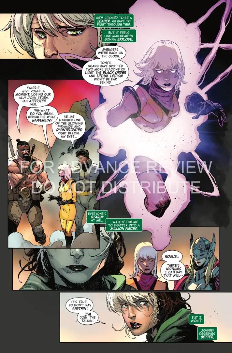 Marvel Preview: Avengers #680