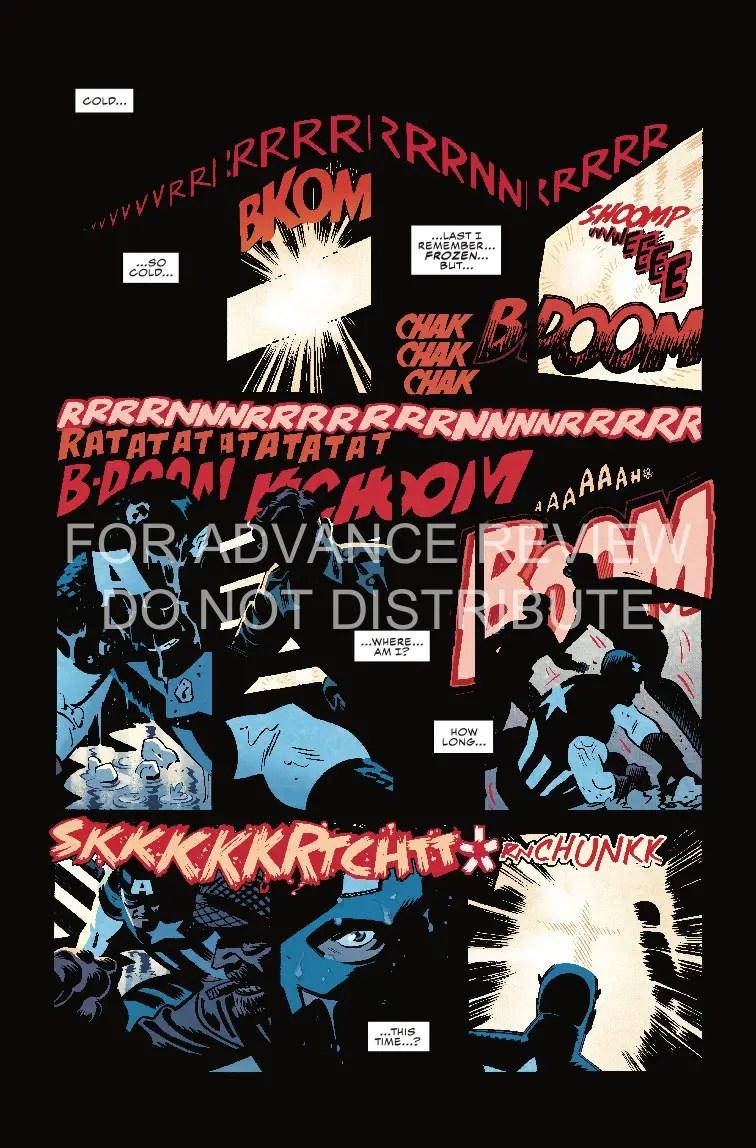 Captain America #698 Review