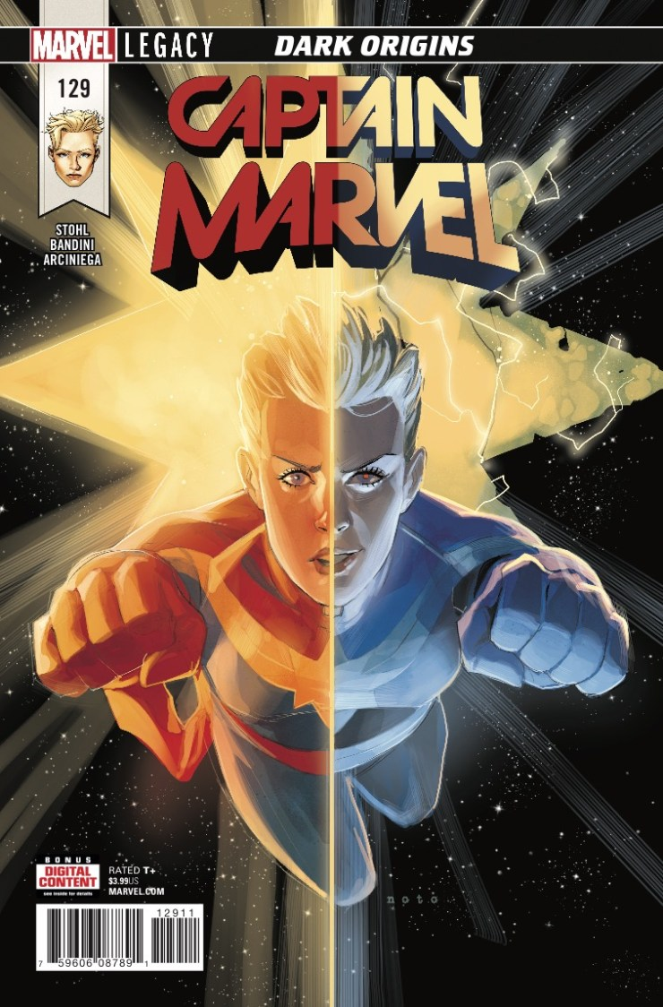 Marvel Preview: Captain Marvel #129