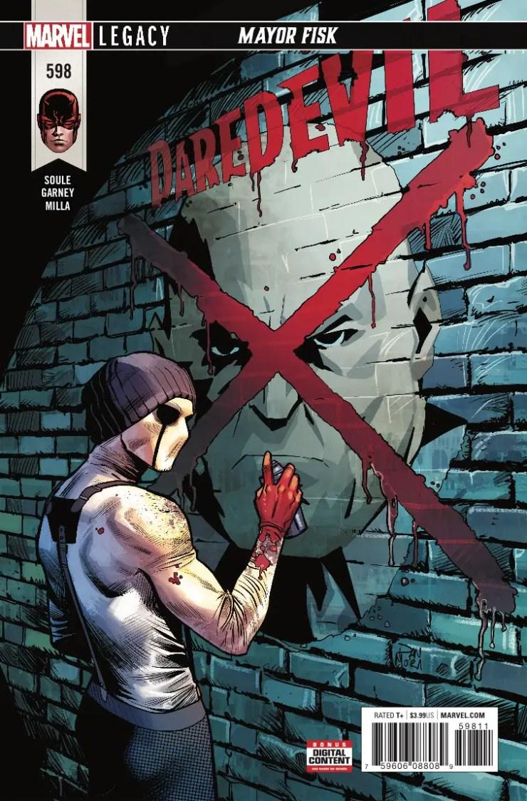 Marvel Preview: Daredevil #598