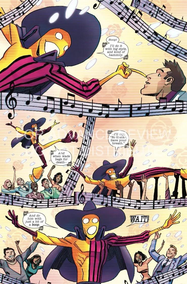 Marvel Preview: Despicable Deadpool #294