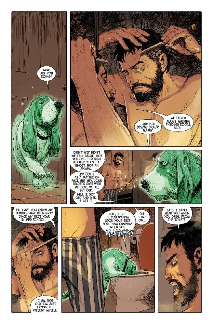 Marvel Preview: Doctor Strange #386