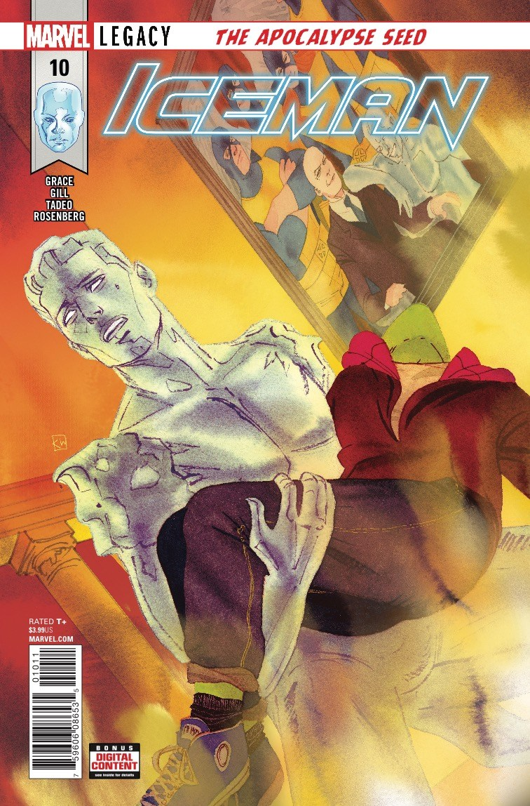 Iceman #10 Review