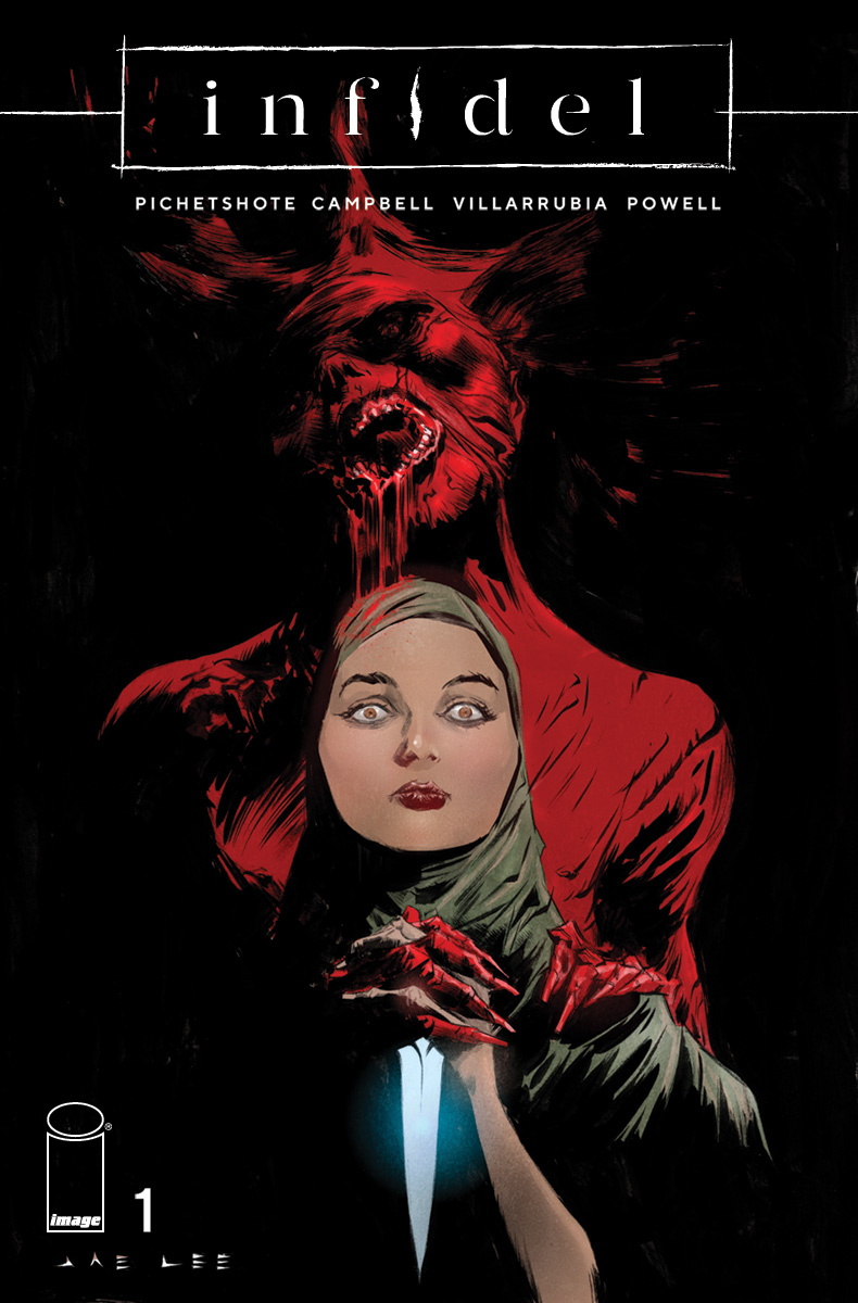 Advance Review: Infidel #1 is complex, genuine and scary