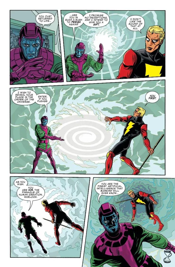 Marvel Preview: Infinity Countdown: Adam Warlock #1