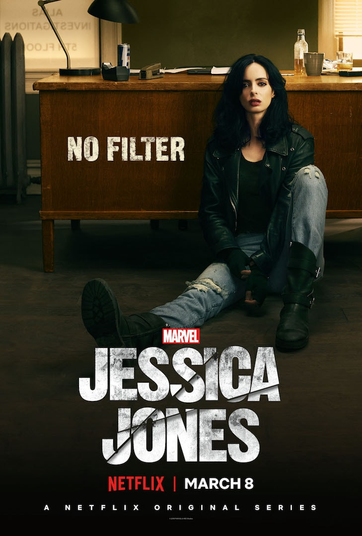 [Watch] Marvel's Jessica Jones season 2 trailer