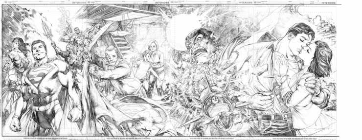 DC Comics reveals Brian Michael Bendis' upcoming Superman, Jinxworld, and imprint plans