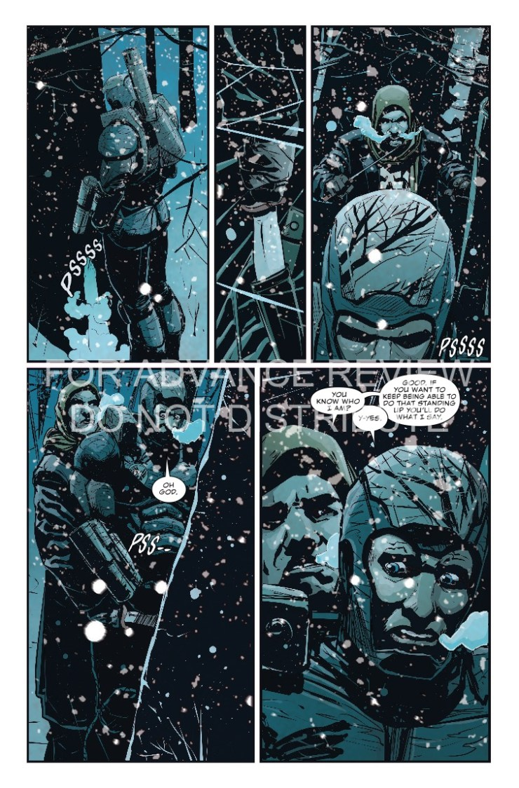 Marvel Preview: The Punisher #221