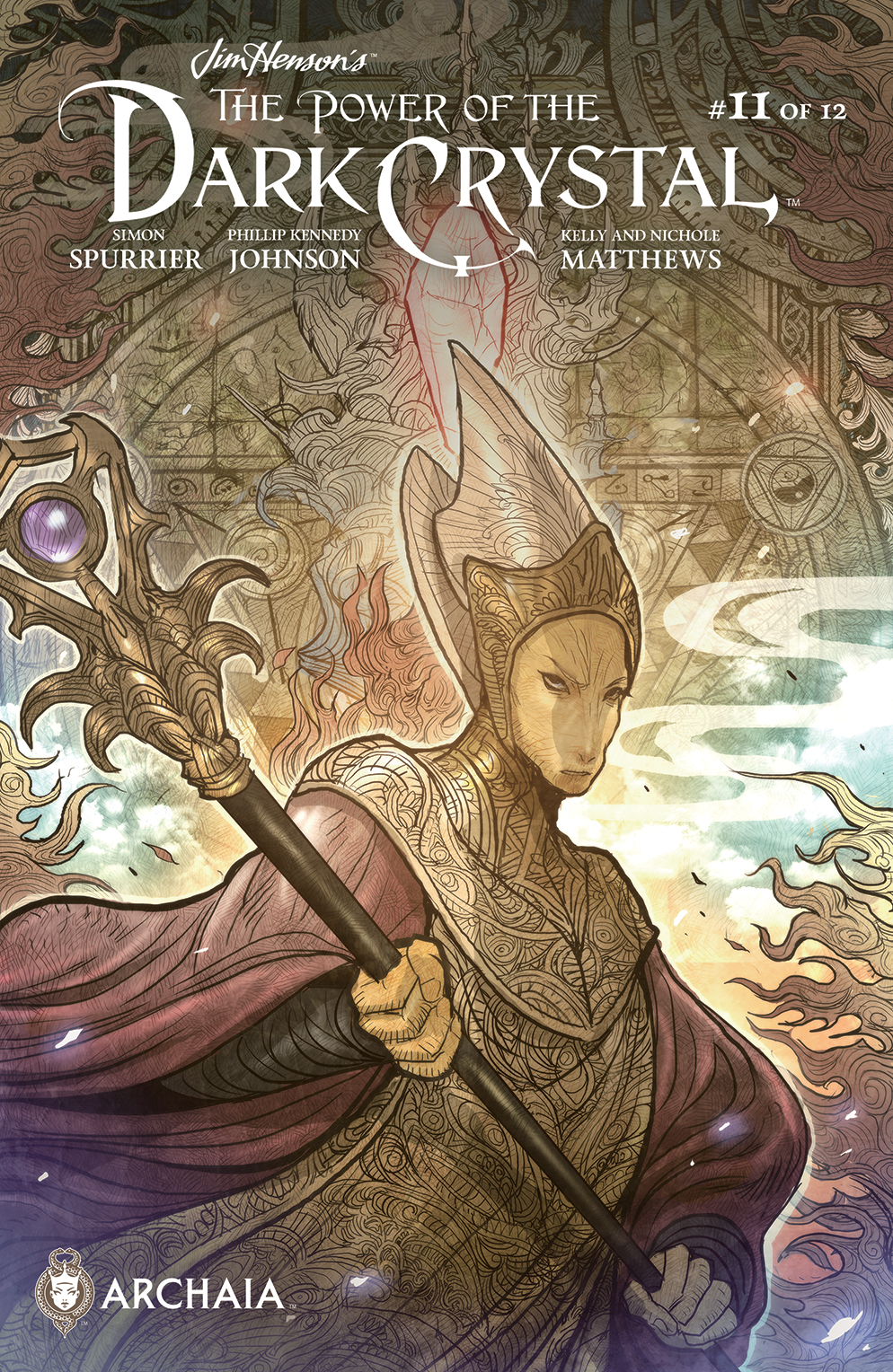 The Power of the Dark Crystal #11 Review