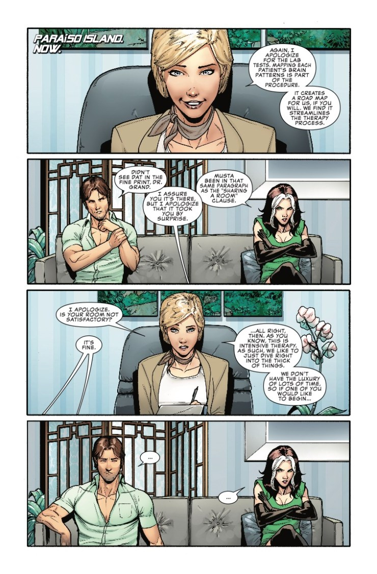 Marvel Preview: Rogue & Gambit #2