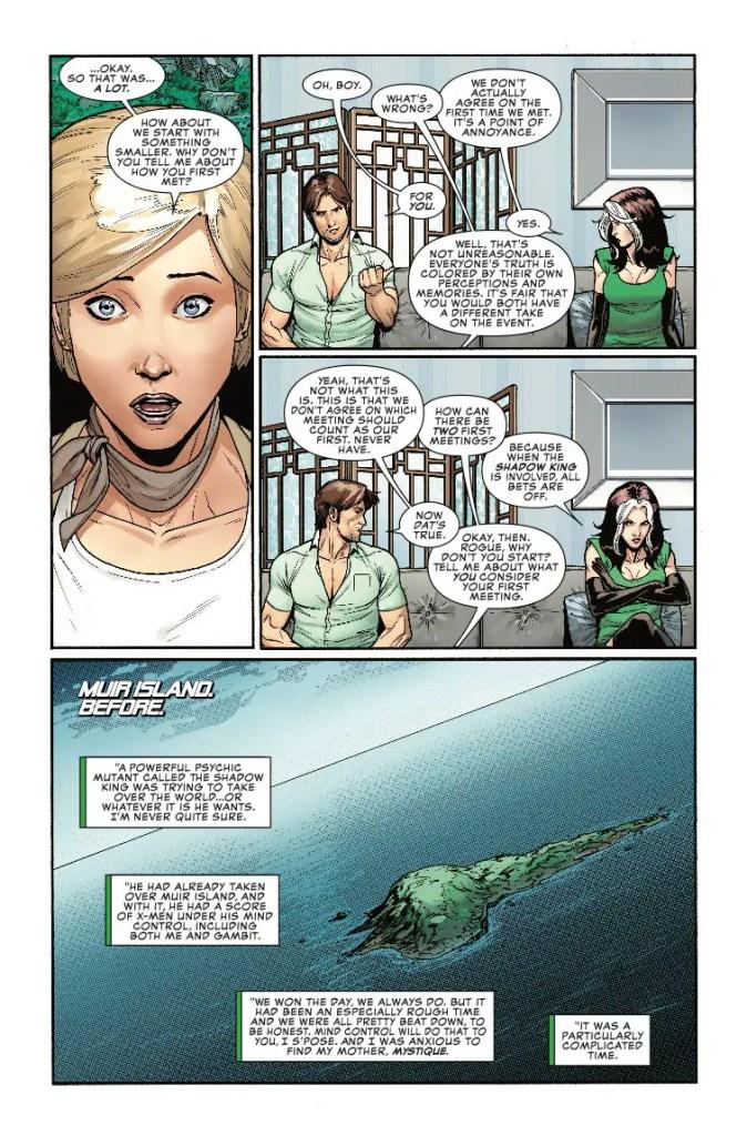 Rogue & Gambit #2 Review