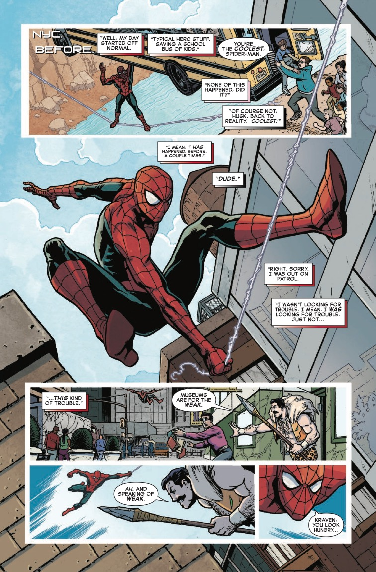 Spider-Man/Deadpool #28 Review