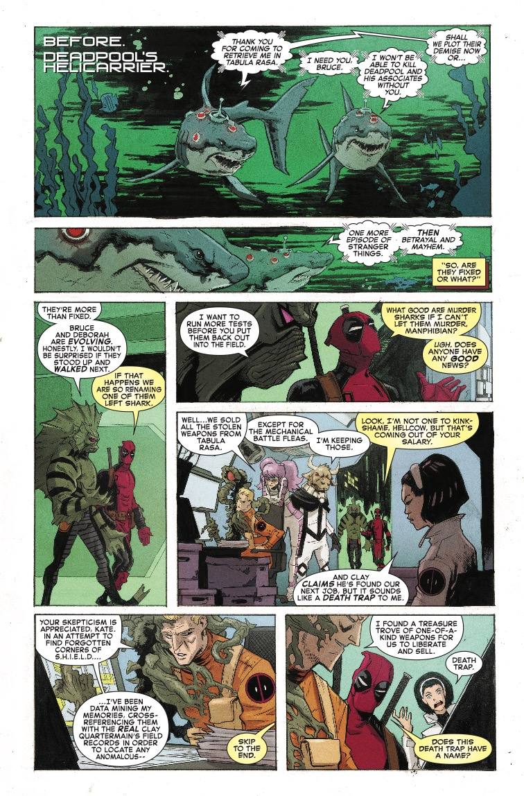 'Spider-Man/Deadpool Vol. 5: Arms Race' review: Can't we all just get along?