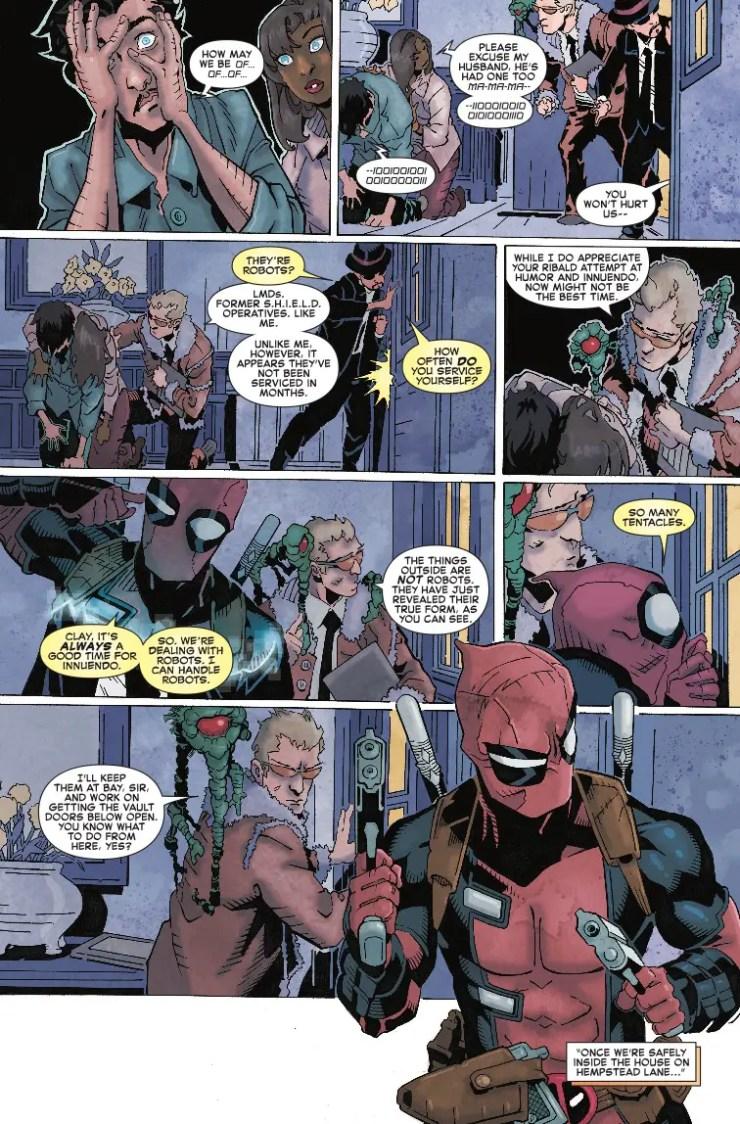 Marvel Preview: Spider-Man/Deadpool #27